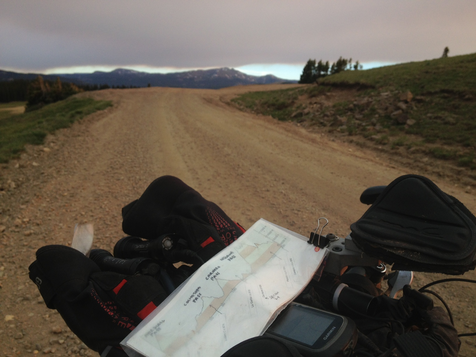 Navigating the Tour Divide